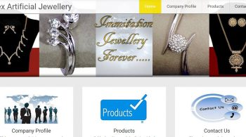 goldexartificaljewellery-home page