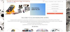 gulabengineering-homepage
