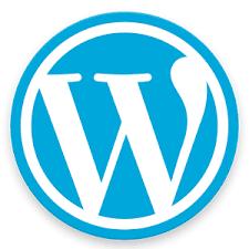 Logo of WordPress